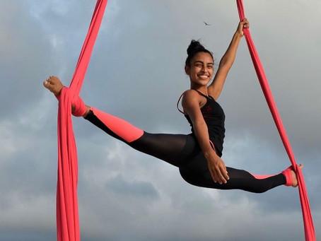 Aulas de Circo em Niterói tem 20% de cota para alunos de baixa renda