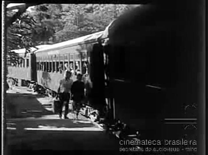 Reprodução Filme de Carlos Alberto de Souza Barros sobre Virajaba\Calaboca. Cinemateca Brasileira