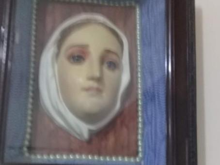 Um rosto intacto no Porto Velho, por Erick Bernardes