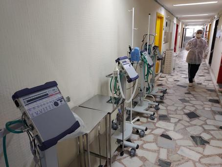 São Gonçalo abre novos leitos para pacientes com Covid-19