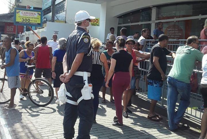 O guarda municipal Marcus Vinícius posta em seu Facebook o dia a dia da quarentena em SG/Foto: Divulgação