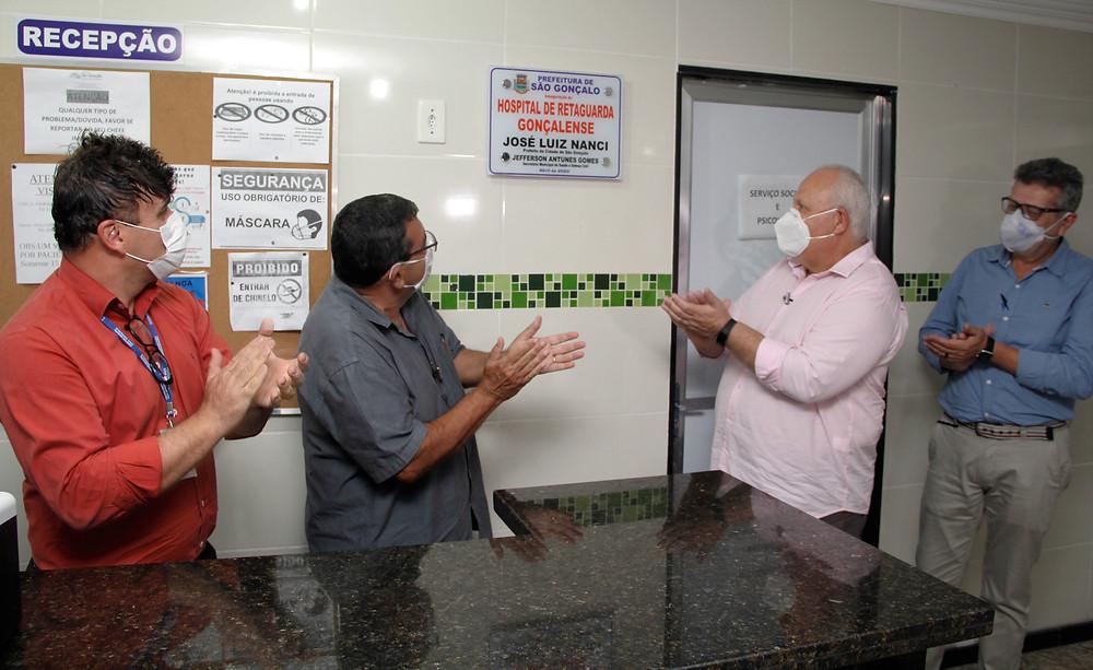 Hospital tem capacidade para para 50 leitos/Foto: Divulgação