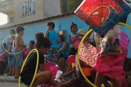 O fenômeno gonçalense da rua lotada de crianças, por Mário Lima Jr.