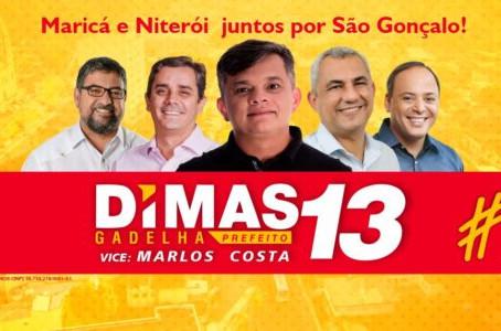 Dimas é o único candidato com as qualidades mínimas de um prefeito, por Mário Lima Jr.