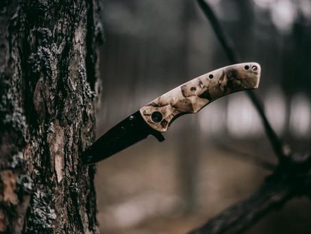 Amoladores de faca, por Karla Amaral