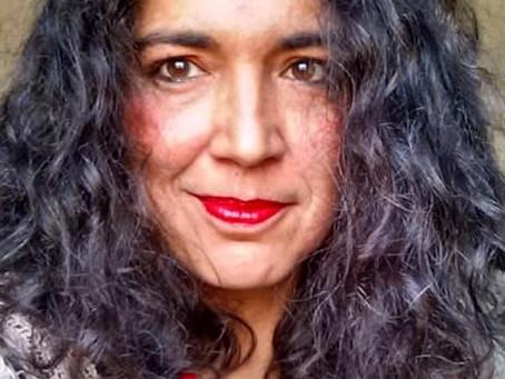 Carla Vizeu: 'Me maltratam muito as injustiças do mundo', por Regina Alves