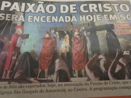 Auto da Paixão de Cristo pode voltar a ser encenado em São Gonçalo