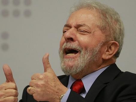 Datafolha: mesmo preso, Lula segue líder. Disparado