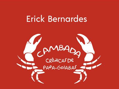 'Cambada', de Erick Bernardes, reforça o poder da história oral na crônica literária