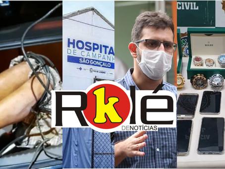 Sem demanda, hospitais são desmontados e milhões de reais poupados