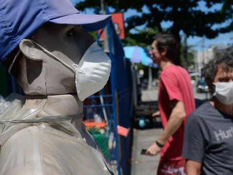 Covid SG: mortes e internações caem; contaminação sobe