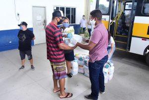 Coronavírus: 27 mil cestas básicas serão distribuídas em Itaboraí