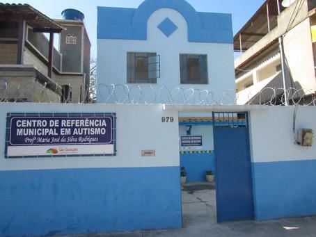 Centro de Referência Municipal em Autismo abre inscrições