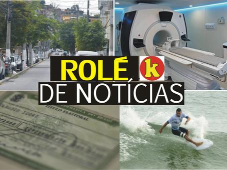 Rolé de Notícias: Bang-bang no Fonseca, Centro de imagem no Heat e muito mais