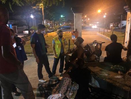 Frente fria: São Gonçalo oferece abrigos temporários no Alcântara
