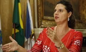 A secretária de Fazenda, Giovanna Victer, coordena as ações/Foto: Divulgação