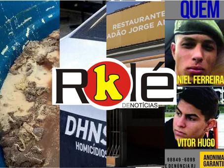 Polícia fecha fábrica de carne podre em Itaboraí e prende dono em flagrante