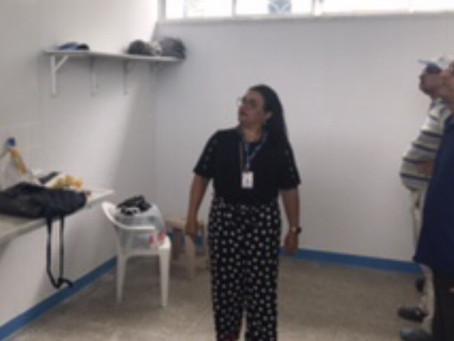 Polo Sanitário Washington Luiz ganha núcleo de fisioterapia