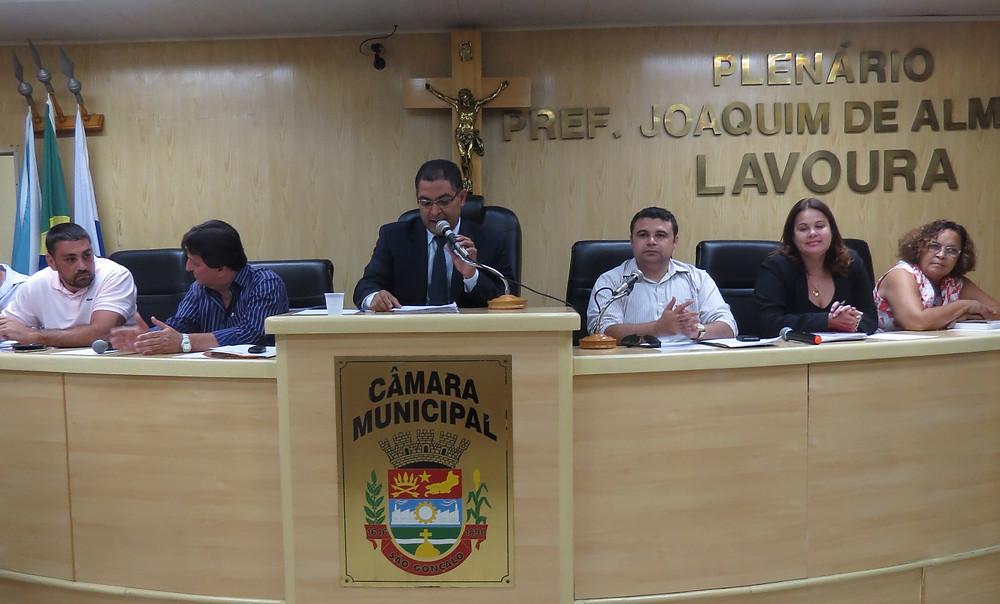 Vereador Marco Rodrigues promoveu audiência