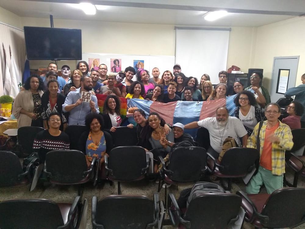 Evento ocorreu na FFP-UERJ/Foto: Divulgação