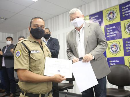 Concurso a vista: Niterói vai ampliar efetivo da Guarda Municipal