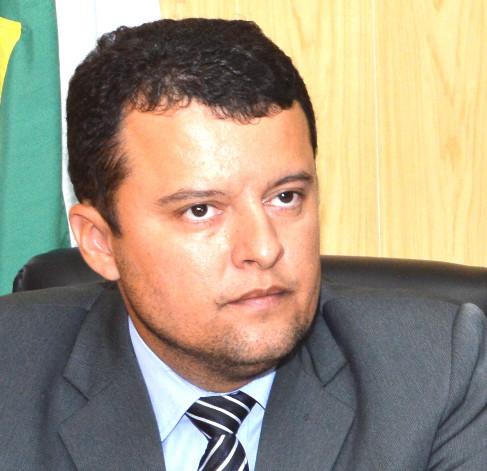Vereador Alexandre Gomes