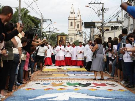 Corpus Christi: tudo pronto para o maior evento cultural-religioso da cidade