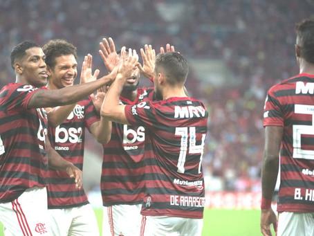 Flamengo venceu e convenceu, por Victor Machado