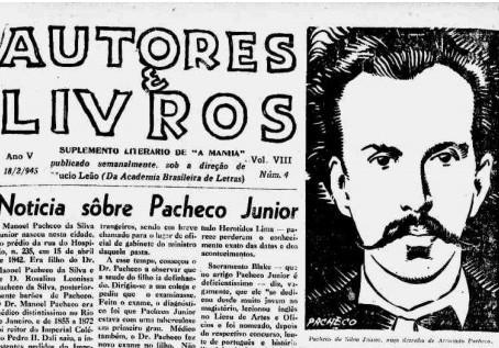 São Gonçalo e seus ícones literários: Pacheco da Silva Júnior