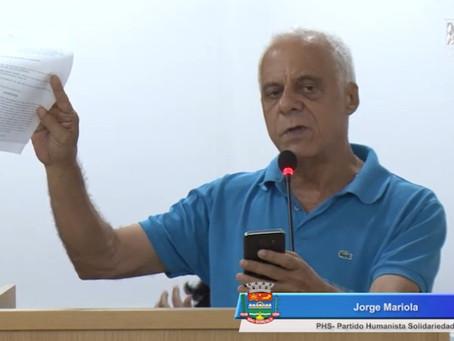 Para disputar eleição, Mariola pede licença da Câmara