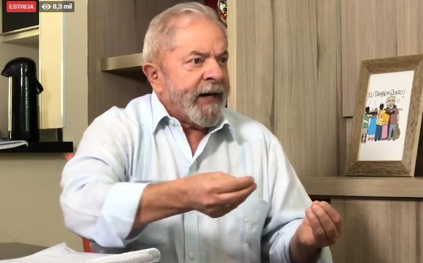 Lula (Foto: Reprodução/Facebook)