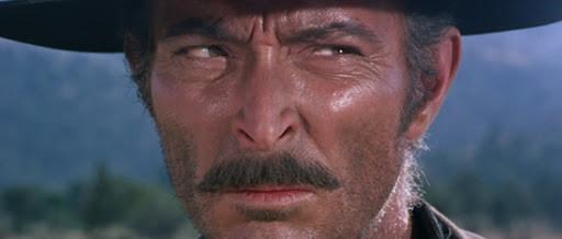 """Lee Van Cleef em """"Três homens em conflito"""", clássico do  spaghetti de Sergio Leone, de 1966/Foto: Reprodução"""