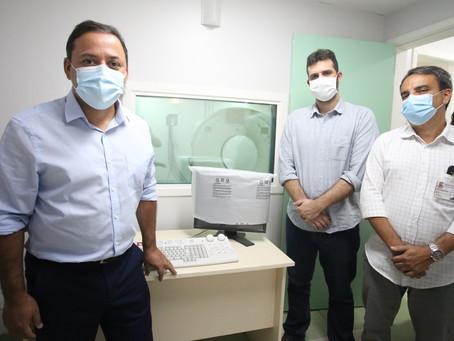Centro de Diagnóstico por Imagens da Prefeitura de Niterói será entregue em outubro