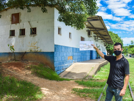 Tanguá vai criar corredor de murais e grafites no Centro