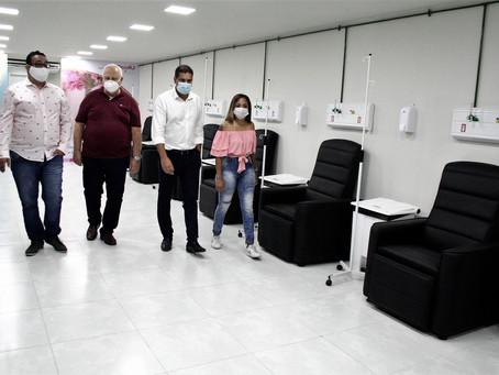 São Gonçalo ganha Centro de Oncologia