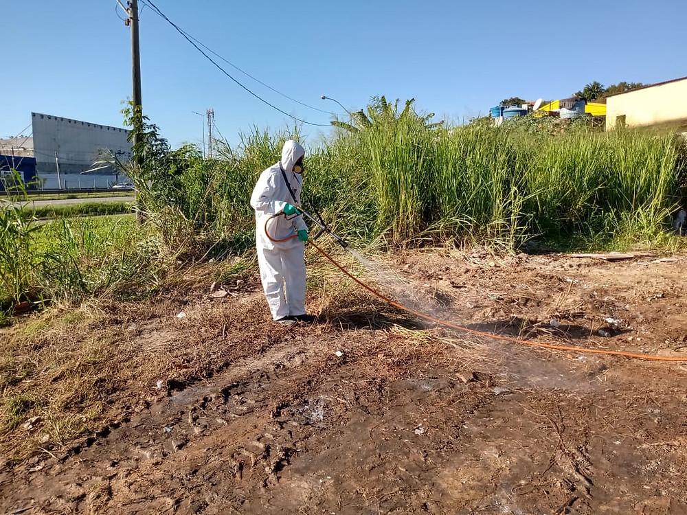 Material também foi encontrado no Gradim/Foto: Divulgação