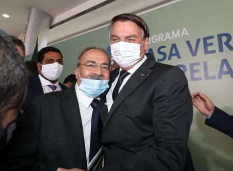 Barroso afasta senador aliado de Bolsonaro encontrado com dinheiro sujo no fiofó