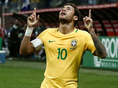 Se Neymar cair, cai o Brasil, por Victor Machado