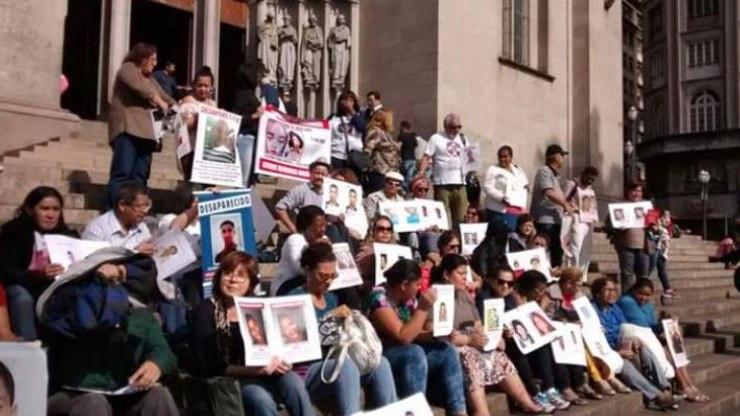 Mães da Sé, de São Paulo, Coletivo pioneiro na denúncia e busca por desaparecidos/Foto: Reprodução Facebook
