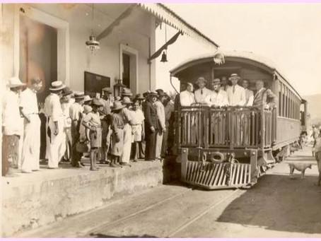 A Família Conceição e a História de uma Ferrovia