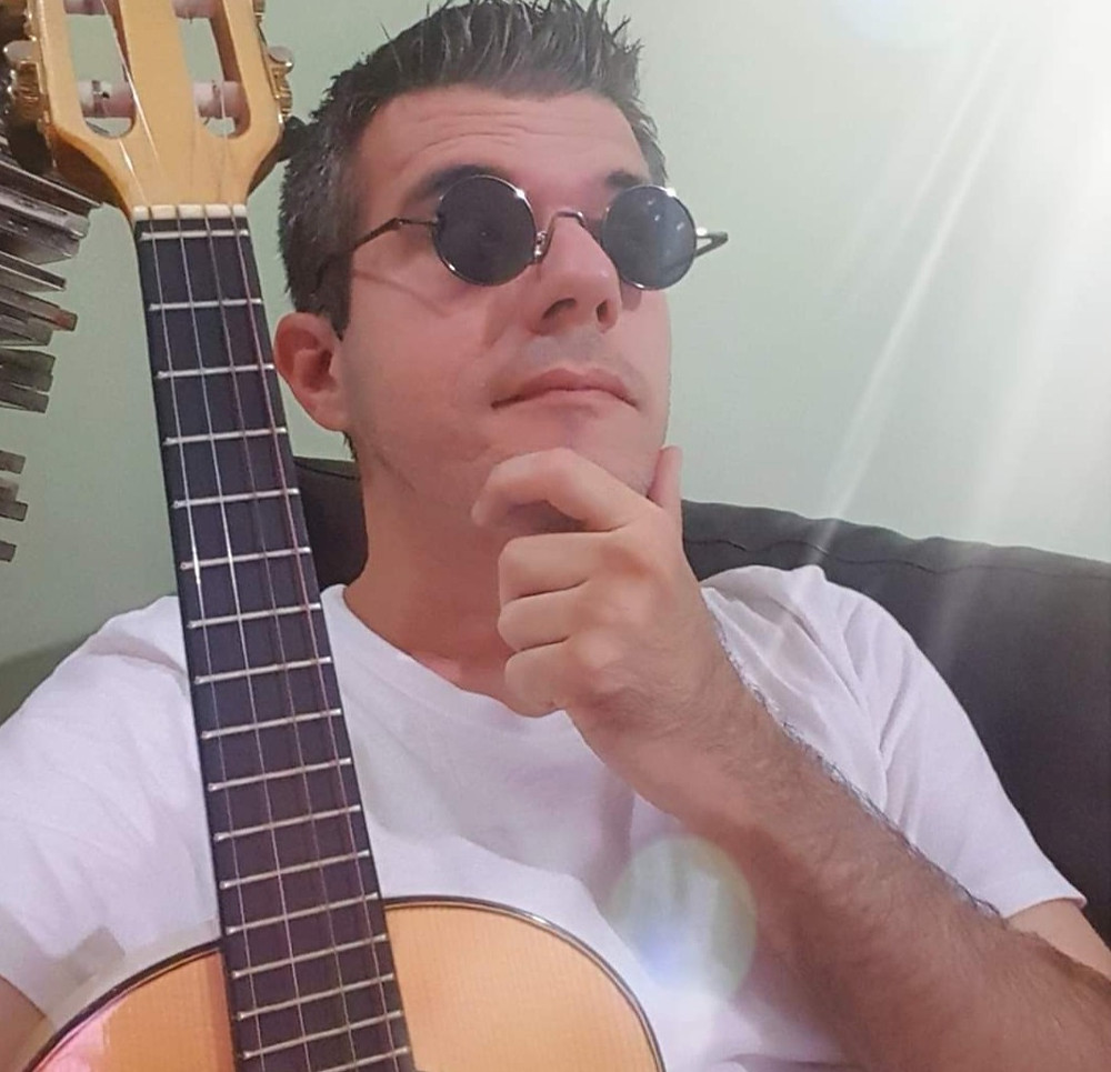 Felipe Filósofo/Acervo pessoal