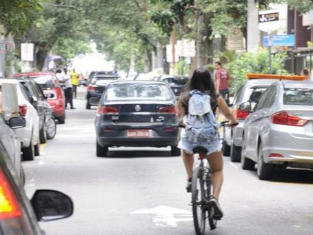 Ciclistas de Niterói pedem expansão da malha cicloviária