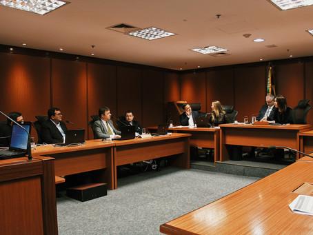 Nanci debate ações sociais para jovens no Tribunal de Justiça