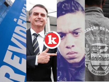 Justiça 'enquadra' vereador-PM-Youtuber Gabriel Monteiro