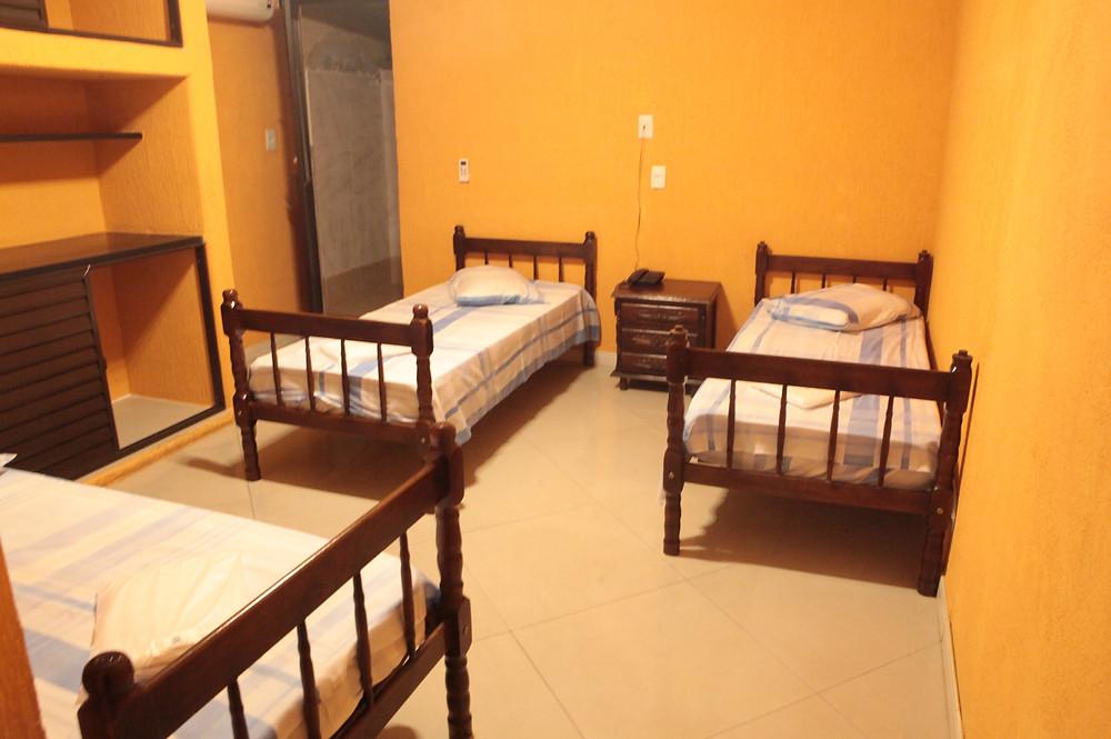 Hotel tem capacidade para 70 vagas/ Foto: Berg Silva