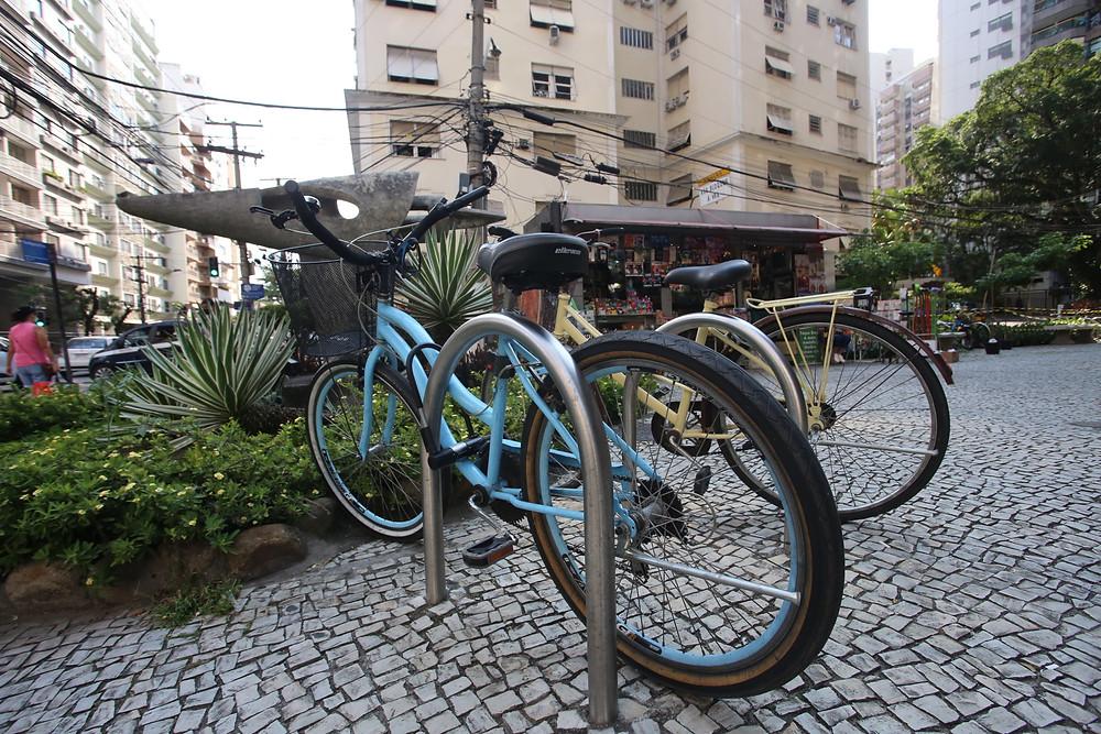 São mais 2400 vagas para bicicletas/Foto: Luciana Carneiro
