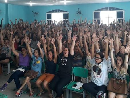 Como previsto, professores de SG entram em greve a partir de sexta