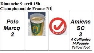 Polo HCM - Amiens SC