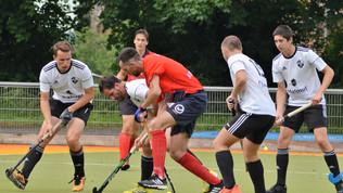 Match amical: ASC1-Barentin 3-3