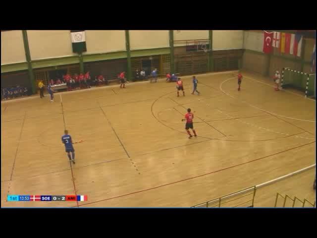 EuroHockey Indoor Club Trophy Men
